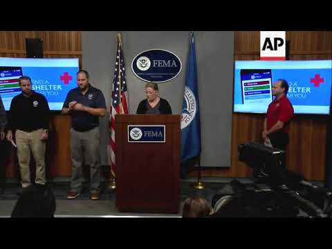 FEMA: 'Today's the day,' heed Florence warnings
