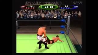 King of Colosseum II: KENTA vs Yoshinobu Kanemaru