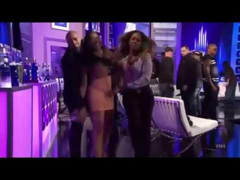 Love & Hip Hop Atlanta Reunion Fight: Joseline & Stevie J Vs. Althea, Benzino & Tammy