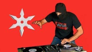 The Ninja Song (behind the scenes) - DJ NINJA SCRATCH