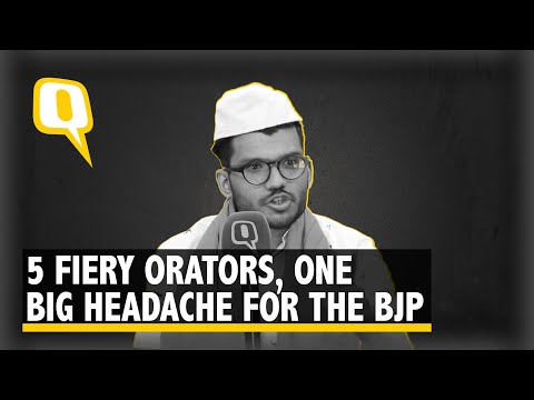 Why These 5 Fiery Speakers Could Be a Nightmare for BJP