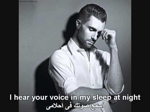 Maroon 5   Maps مترجم عربى