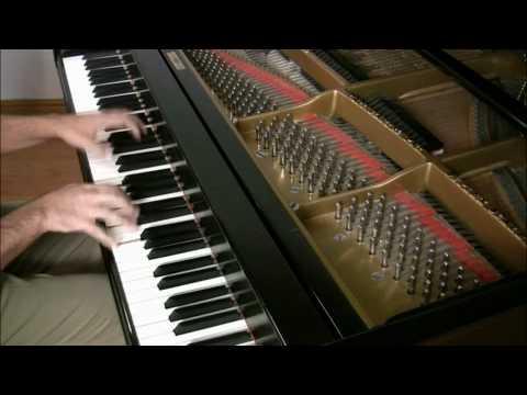 Wall Street Rag by Scott Joplin   Cory Hall, pianist-composer