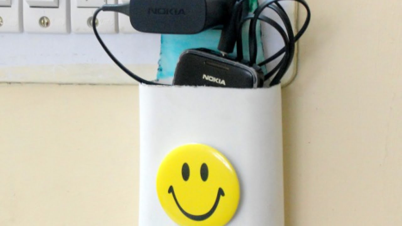 Make A Cool Mobile Phone Charging Holder Technology Guidecentral You