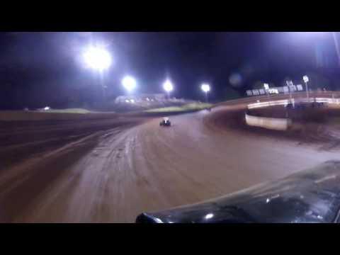 #22 Jonathan Allen - Dwarf - 5-26-17 Crossville Speedway - In-Car Camera