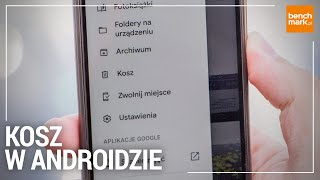 Jak znaleźć usunięte zdjęcia w Androidzie?
