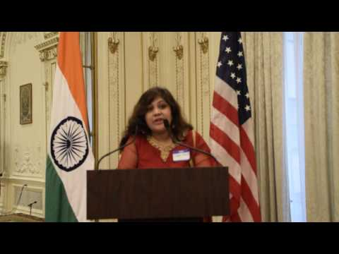 Vice President Flora Parekh Invites All To Vegetarian Vision Silver Jubilee