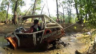 Bikini Beach Mud Hole I, River Run ATV Park, Jacksonville, TX