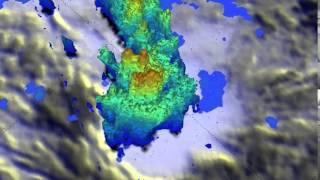 NASA GPM Measures Tropical Cyclone 05S (Bohale), Dec. 9 2015