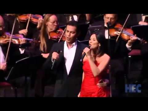 Time to say goodbye-Mario Frangoulis & Deborah Myers Live in Saint Louis