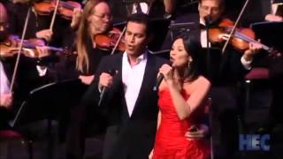 Time to say goodbye-Mario Frangoulis & Deborah Myers Live in Saint Louis