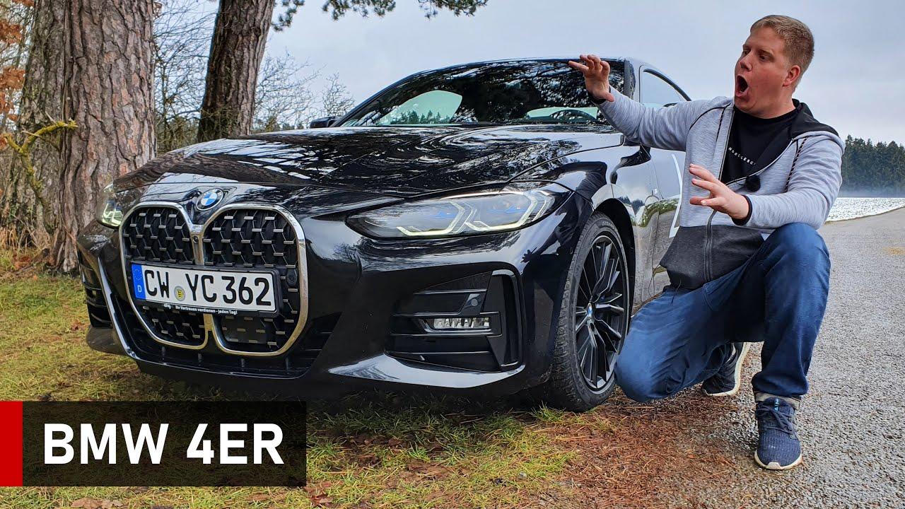 Das ist das NEUE BMW 420d xDrive Coupé! - Review, Test, Fahrbericht