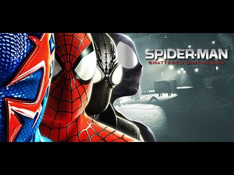 how to download spiderman shattered dimensions (torrent)