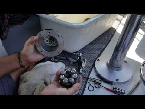 Boat Steering Repair