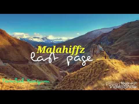 Malahiffz - Last Page -(PNG Music)