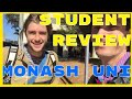 Monash University - A Student Review by Oscar
