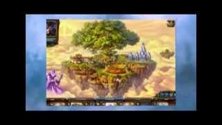 Онлайн игра 'Небеса' (обзор от MTV)