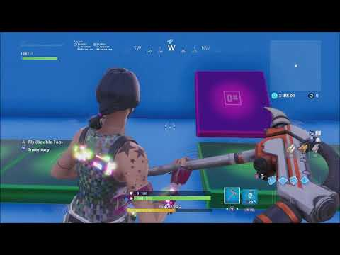 """How To Make The """"I'm Blue"""" Song In Fortnite Creative"""