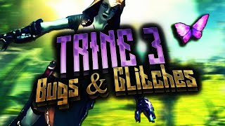 Tropes VS Trine (Trine 3 Bugs & Glitches)