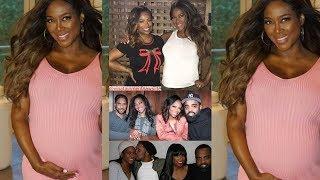Sisterhood: Kenya Moore Thank Supporters & Kandi Burruss Message To Kenya...