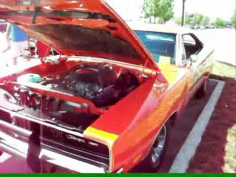 1969 Dodge Charger, AKA The General Lee.wmv