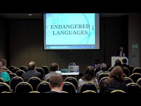 """Andrey Filchenko,  """"Documentation and Analysis of Linguistic Diversity of Northern Eurasia"""""""