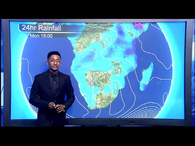 SA #Weather report | 15 April 2018