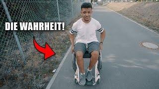 DIE WAHRHEIT - Warum ich im Rollstuhl sitze!