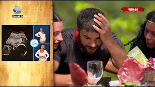 Survivor - Culita stia ca va avea o fetita dar a primit vestea care a schimbat totul! Reactia lui...