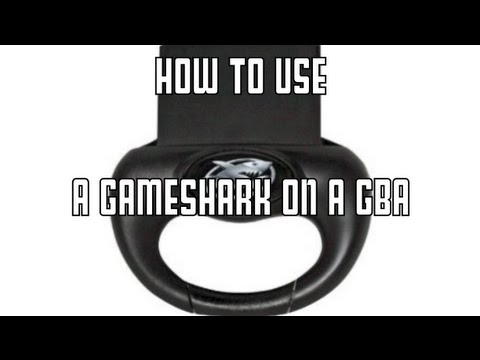 How To Use A Gameshark On A GBA
