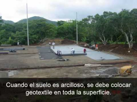 Video construccion de la youtube for Como se construye una piscina de concreto