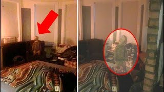 Man Who Claims His Apartment Is Haunted Provides Chilling Proof thumbnail
