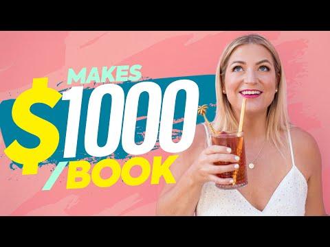 Make Money With Self Publishing On Amazon In 2020 - Kindle Publishing Success Story Alexa West