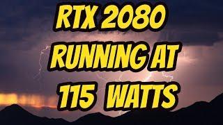RTX 2080 Mining Undervolting