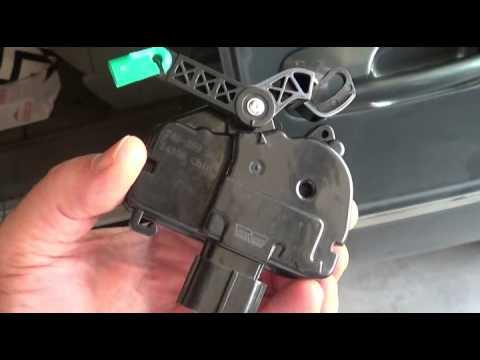 2005 T Amp C Electric Door Lock Actuator Replacement Passenger