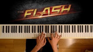 The Flash - Main Theme (Piano Cover + sheets)