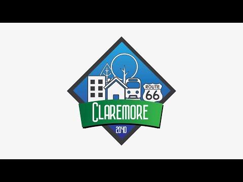 Claremore Oklahoma Comp Plan 2040