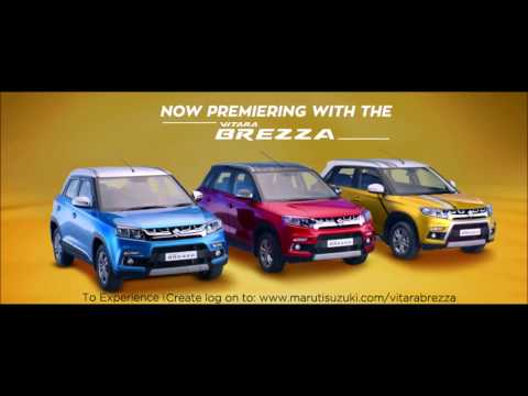 Transform your Vitara Brezza into the perfect representation of you.