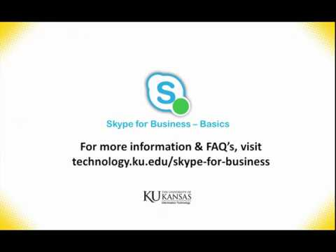 Skype for business conversation history in chat window