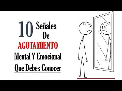 10 Señales De Advertencia De Que Estás Agotado Mental Y