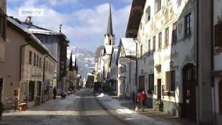 Bavarian Alps peak tourists interest | Video of the day