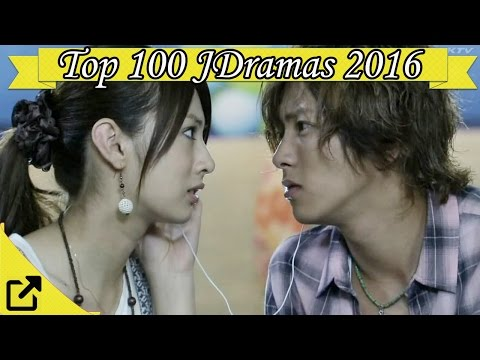 Top 100 Japanese Dramas 2016 All The Time