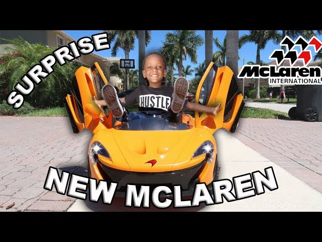 surprised-our-son-with-a-new-mclaren