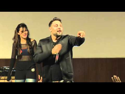 Badshah, Astha Gill Live Concert at United Institute of Management (UIM) Delhi-NCR