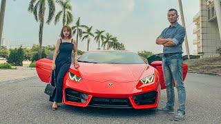 Trải nghiệm Lamborghini Huracan RWD với Mật Pet