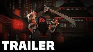 Mark of the Ninja: Remastered - Nintendo Switch Release Date Trailer