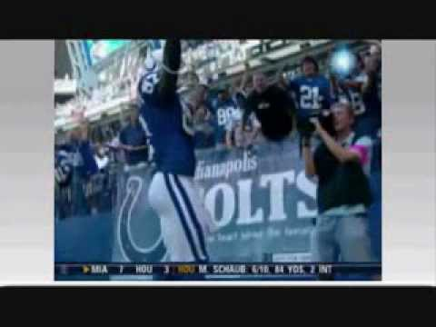 Cyberdunk - Indianapolis Colts September Vid 1
