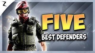 5 Best Defender Operators - Year 3 - Rainbow Six Siege