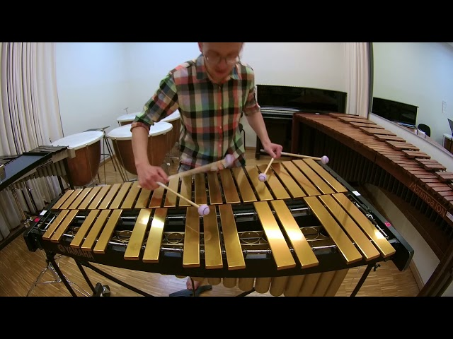 Leo Waltersdorfer - Dinner for Two | vibraphone solo