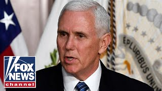 Pence speaks to the Lima Group on the Venezuela crisis